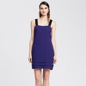 Banana Republic Grosgrain Shift Dress